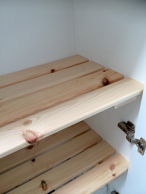 Phenomenal Wood To Make Airing Cupboard Shelves Home Interior And Landscaping Ologienasavecom